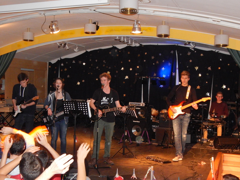 Band-AG - Gymnasium der Stadt Rahden
